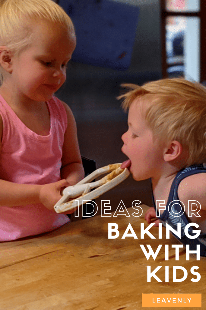 Top 5 Ideas for Baking with Kids