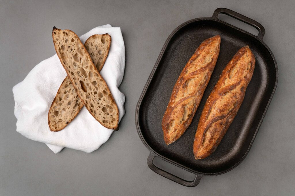 In the third part of Leavenly's Breaking Bread Interview series, Jim Challenger from Challenger Breadware is featured and discusses his love for sourdough and how he invented the Challenger Bread Pan.