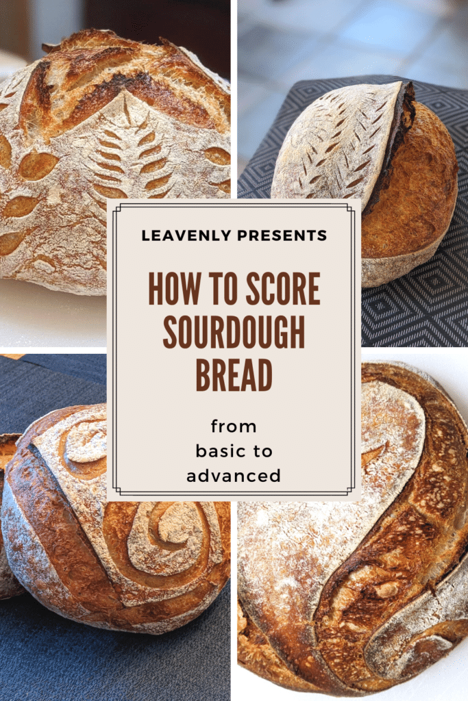 How to Score Sourdough Bread: From Basic to Advanced patterns and designs